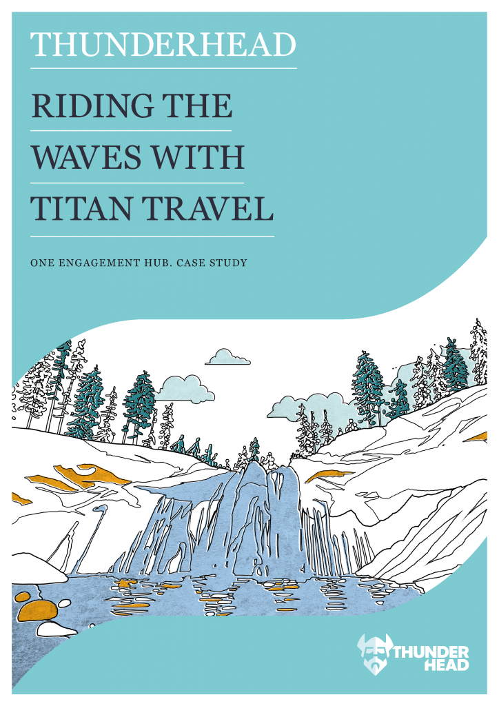 RIDING THE WAVES WITH TITAN TRAVEL CASE STUDY